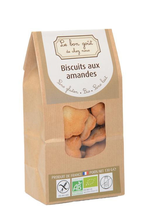 Biscuits aux amandes VRAC - Épicerie sucrée