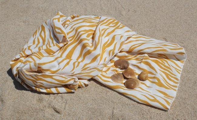 Vestido de playa -