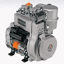 Motore lombardini 9 LD 626-2 NR - Diesel raffreddati ad aria