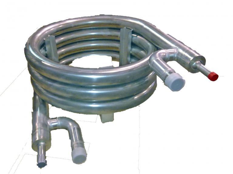 Coaxial heat exchanger - Heat Exchangers