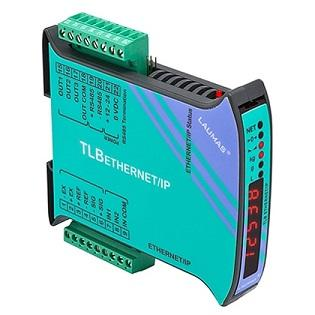 TLB Ethernet IP - TRASMETTITORE DI PESO DIGITALE (RS485 - Ethernet/IP )
