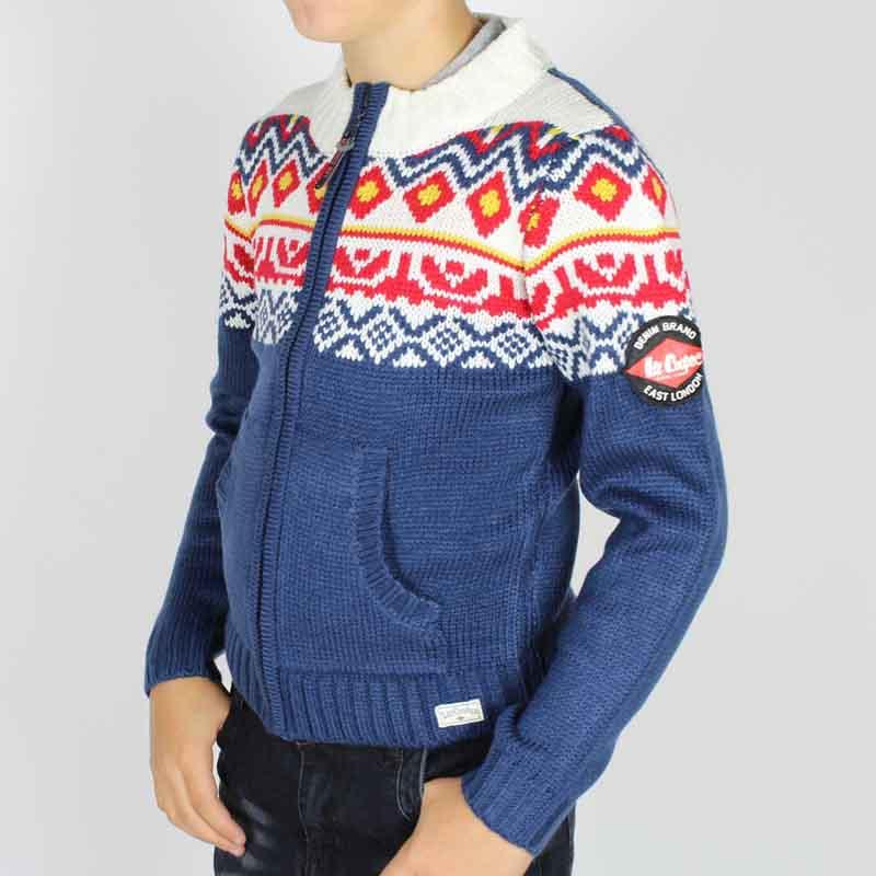 Distributor jacket licenced Lee Cooper kids - Sweat and Pullover and Jacket