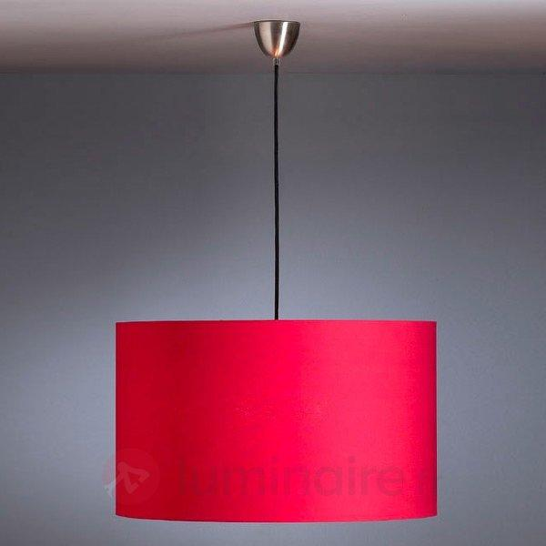 Abat-jour rouge Schnepel - Suspensions design