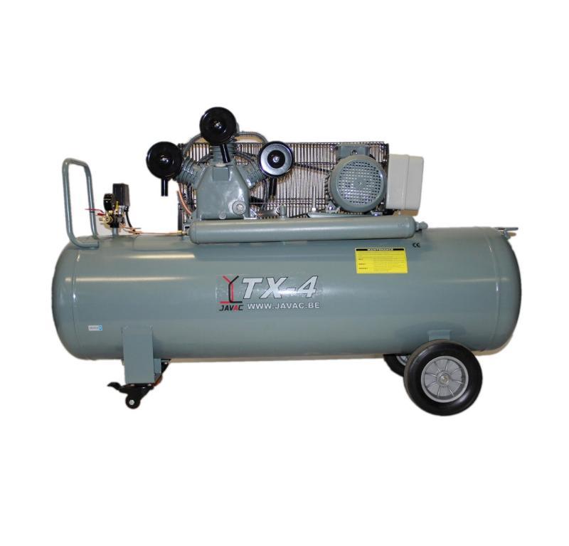 Persluchttechniek - Zuigercompressor - TX-serie 1-traps compressoren (10 Bar)