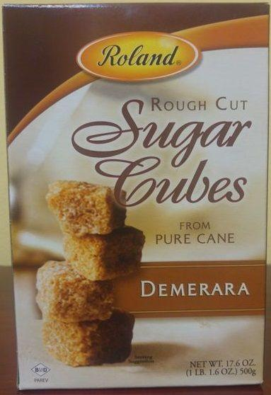 Packaging Sugar cubes