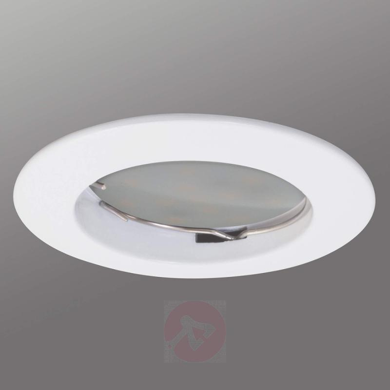 Downlight DIM Flat - LED recessed spot with HD-LED - indoor-lighting