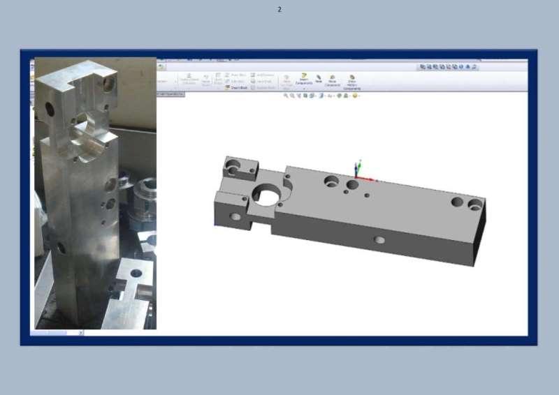 programare CNC - desenare produs in vederea prelucrarii pe utilaje CNC