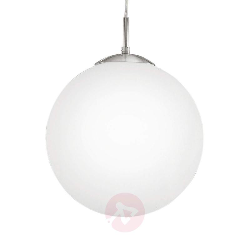 Rondo Elegant Pendant Lamp - Pendant Lighting