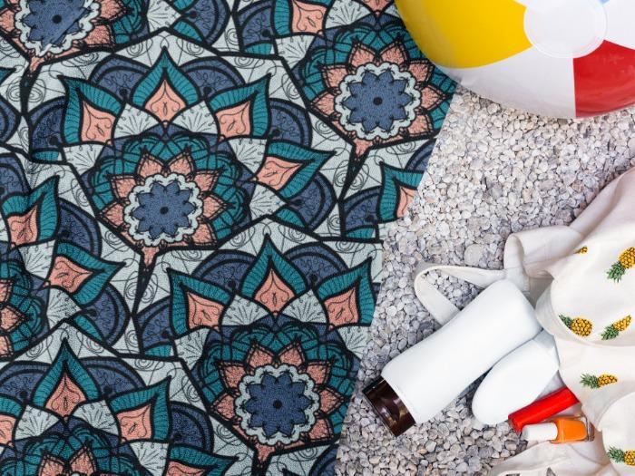 Sand Free Custom Towel -