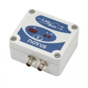 Data logger Logbox AA, IP67, 64K - Digital temperature measurement systems