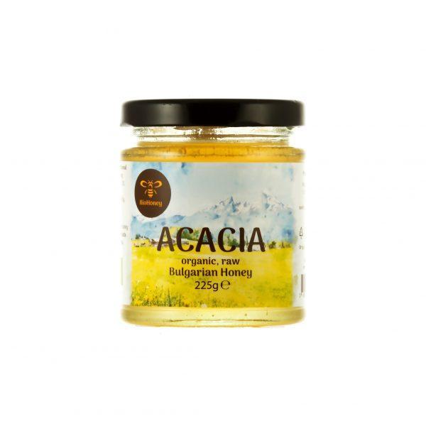 Organic Acacia Honey - Bulgarian Acacia Honey