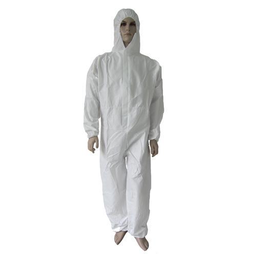 Microporous Coverall - white S-5XL