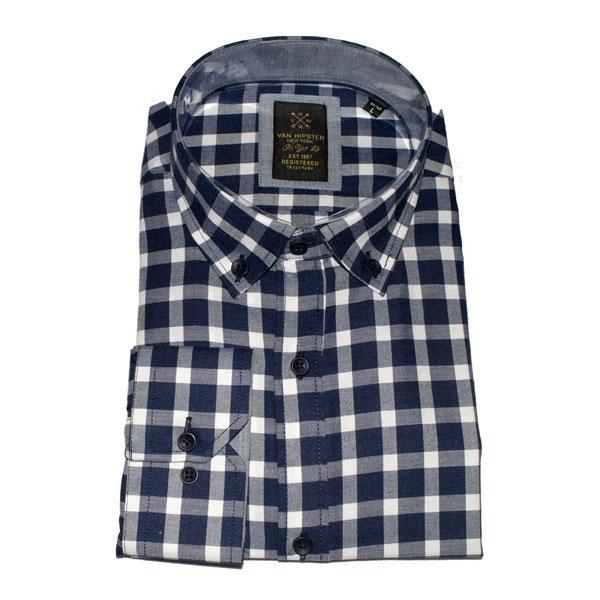 Shirts Van Hipster  - Classic Shirts-Slim Fit