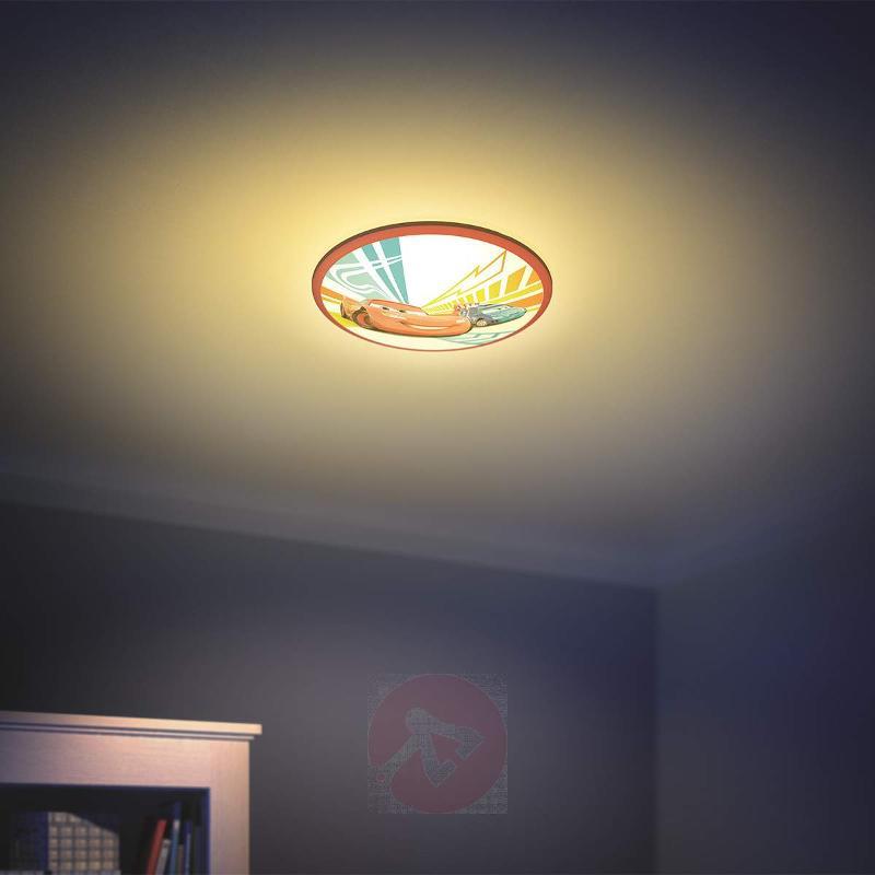 Cars LED wall light for children - Ceiling Lights