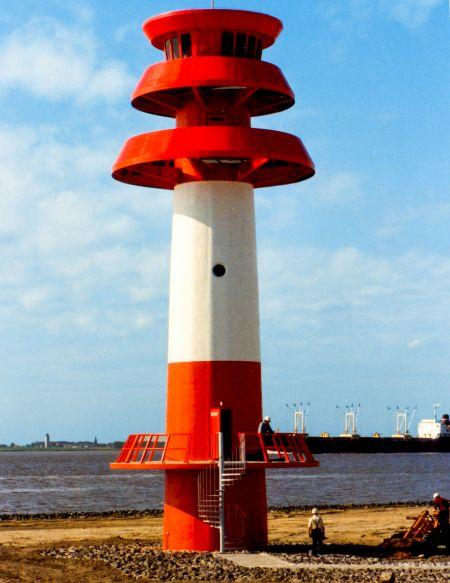 GRP lighthouses - null