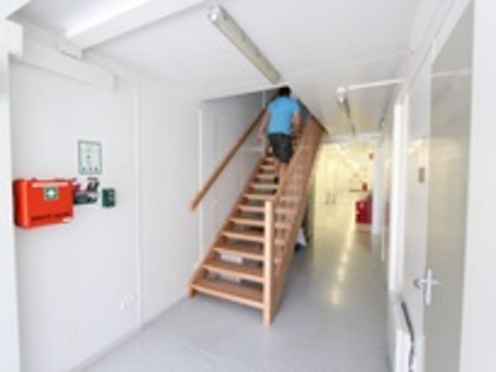 Bürocontainer und Wohncontainer - null