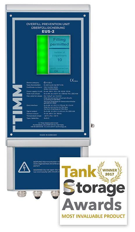 防溢流保护控制器 - 保护底部灌装槽车的安全