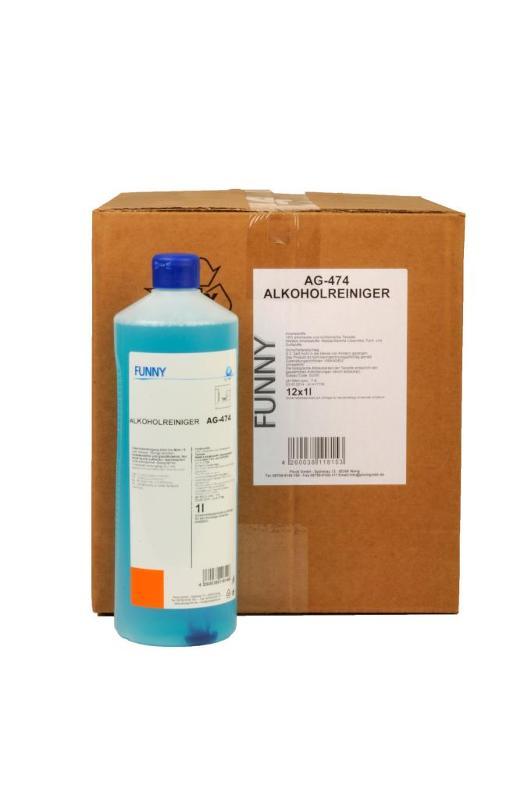 Alkoholreiniger - AG-474
