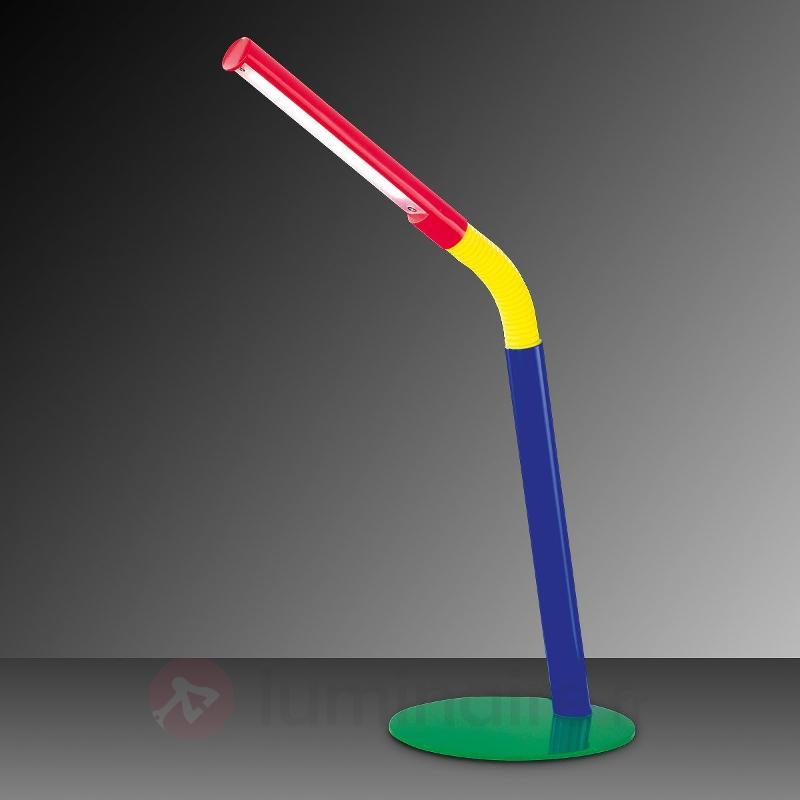Lampe à poser LED multicolore Mieke - Lampes de bureau
