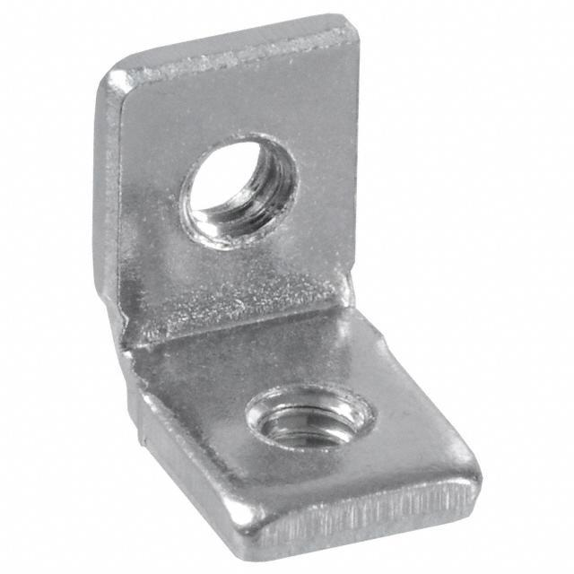 BRACKET RT ANG MOUNT 4-40 STEEL - Keystone Electronics 621