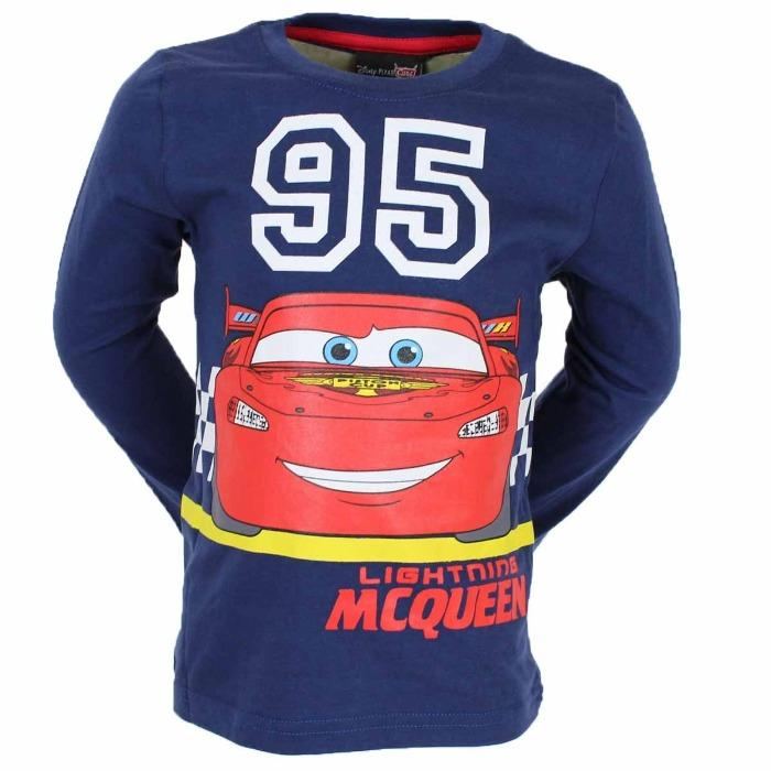 Hurtownik Koszulka z krótkim rękawem Cars Disney - Koszulka z długimi rękawami