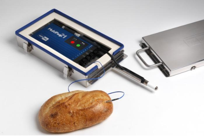 DATAPAQ MultiPaq21 Temperatur-Datenlogger | Food-Industrie - 6- bzw. 8-Kanal-Datenlogger für Temperaturprofilsystem DATAPAQ Food Tracker