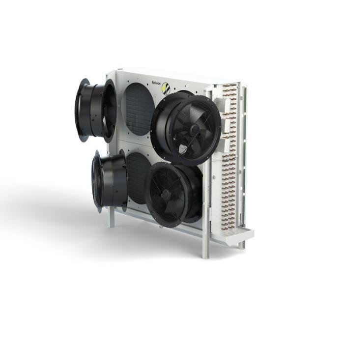 Aero enfriadores personalizados - Nuestra gama de productos de tres fuentes de primera categoría