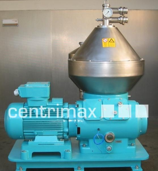 Alfa Laval Self-cleaning disc centrifuge - CHPX 510 SGD-35