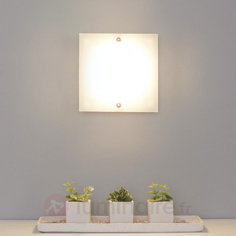Applique LED décorative Annika - Appliques LED