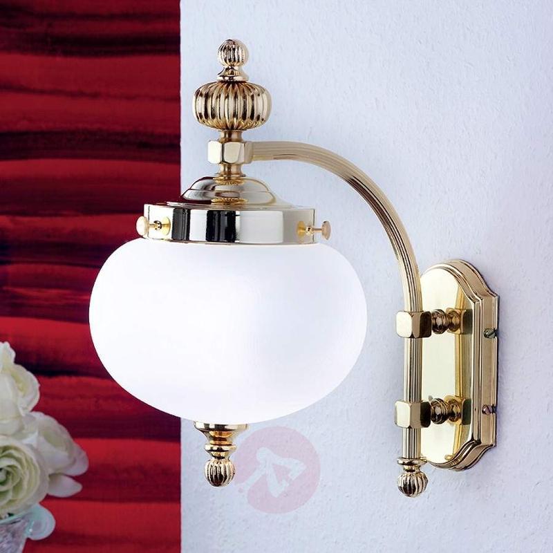 Delia Wall Light Wonderful Single Bulb - Wall Lights