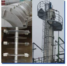 Plants Solvent Recovery - Extraction column AMES 900-20
