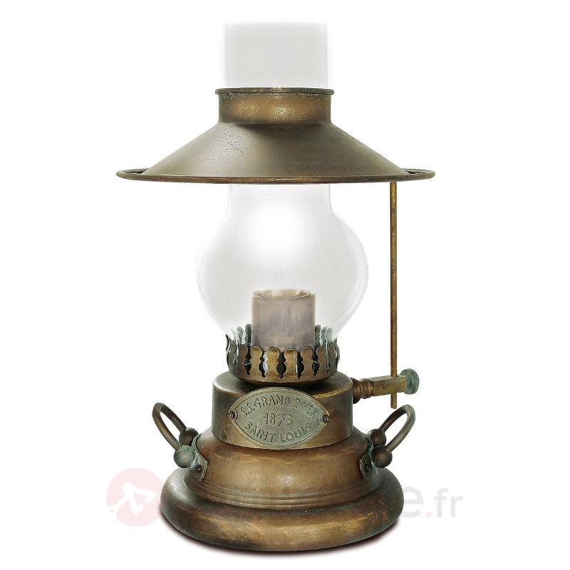 Lampe à poser ancienne Guadalupa - Toutes les lampes à poser
