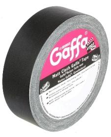 Mattes Gaffa®-Gewebeband - AT201