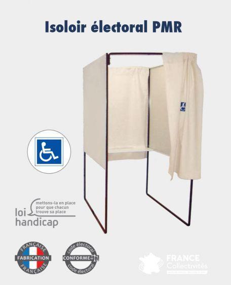 Isoloir De Vote Pmr - Promotion Affichage Et Exposition