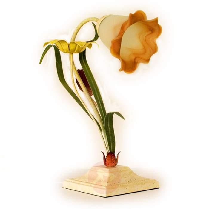 Decorative Florentine table lamp FLORA - Table Lamps