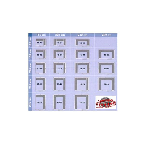 Mini Chambre froide négative 6.61m3 - Référence SY8N201620