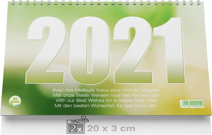 Calendriers de bureau - CB 1520 Eco