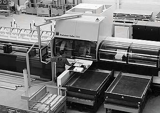 achberg production - pipe laser cutting