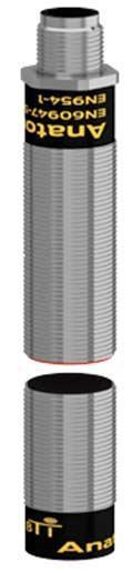 Contrôle la position des portes/carters à faible jeux de machines dangereuses - ANATOM M18
