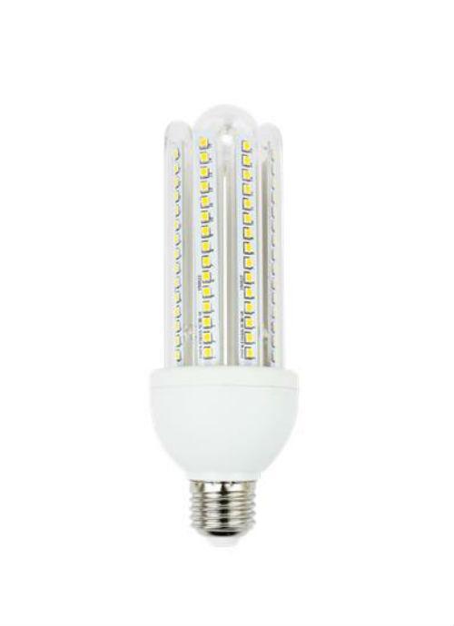 Lampadine LED E27 T4 - 23W trasparente 3000/6400K 1980/2030lm