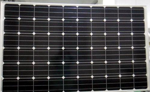 Módulo solar mono 260w - energía limpia, 25 años de vida útil