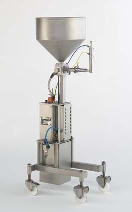 machines - doseersystemen - Verticaal doseersysteem FILL FAST voor voedingsproducten