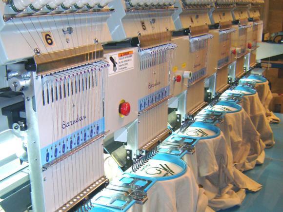 Impression textiles - Nos produits