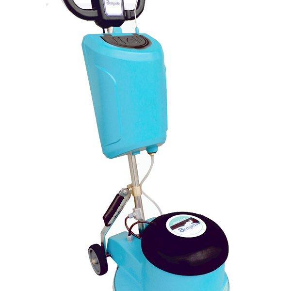 Carpet/floor washing, brushing  and Wax machine