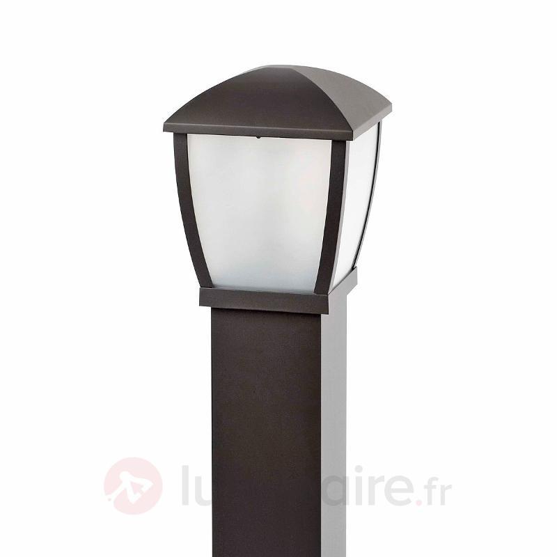 Borne lumineuse Wilma en aluminium - Toutes les bornes lumineuses