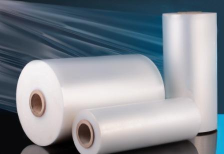 PE stretch film - Power 250 %, super power 300-350%, manual, cling film