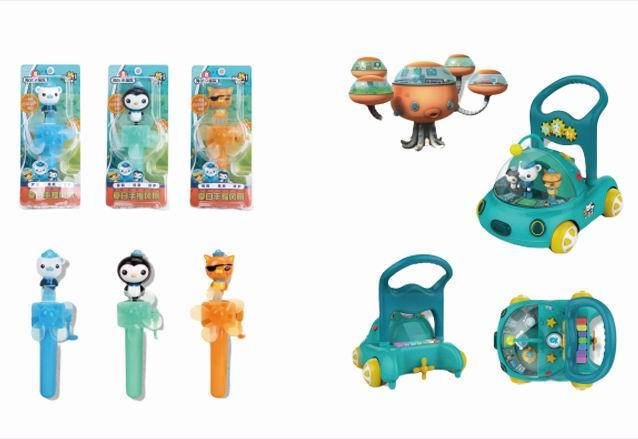 2019 new beautiful baby walker with music and light - Baby Toy