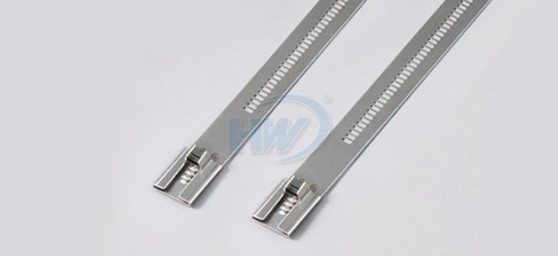 Stainless Steel Ties - Ladder Type, SS304 / SS316,225mm, 250lbf