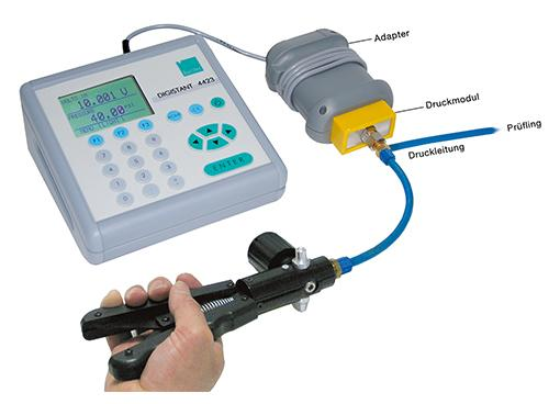 Calibration Instruments Pressure calibration devices