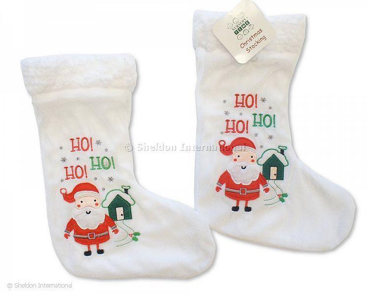 Baby Christmas Stocking - Santa - Gift Sets